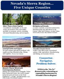 Nevada's Sierra Region